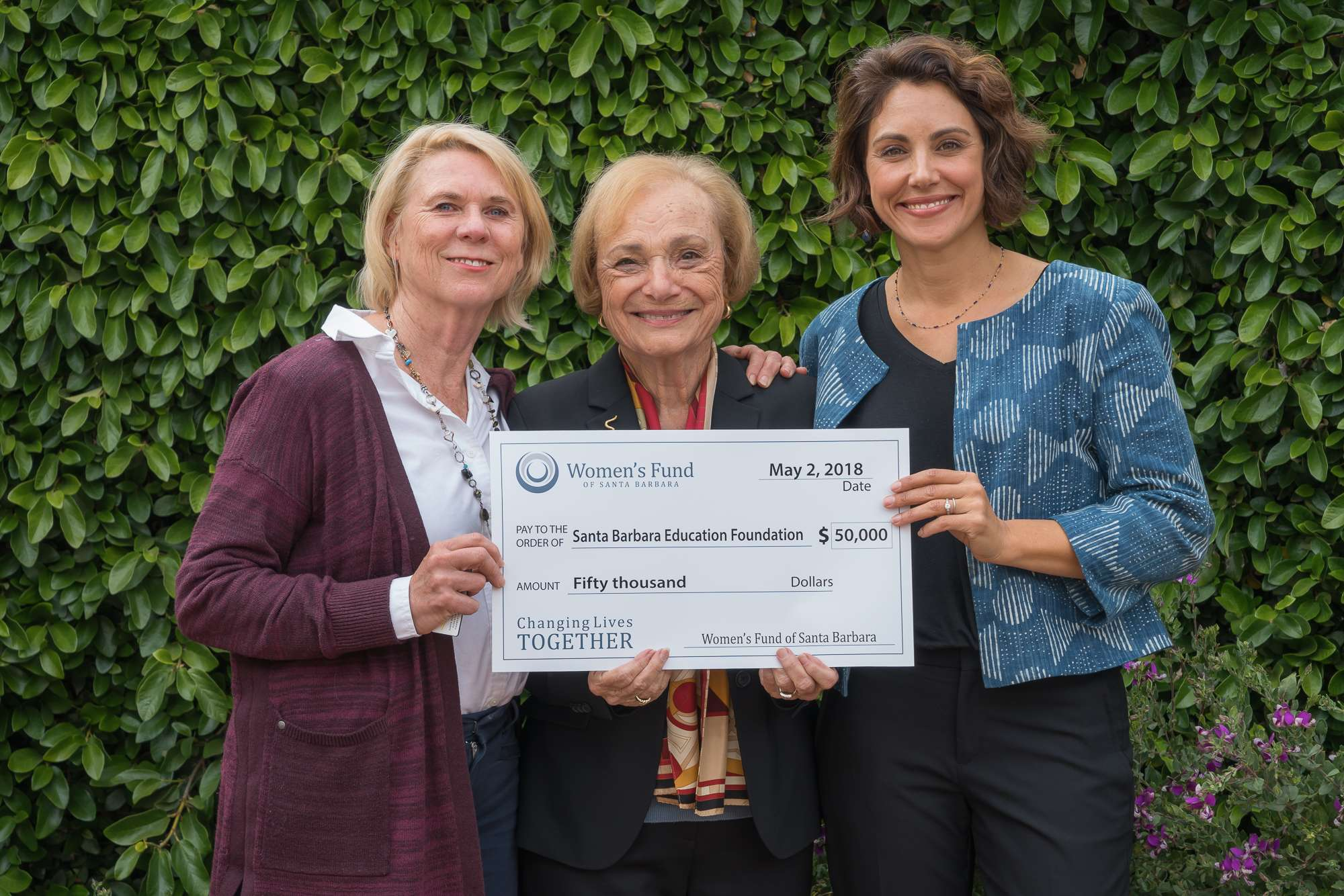 Santa Barbara Education Foundation awarded $50,000 for early reading intervention