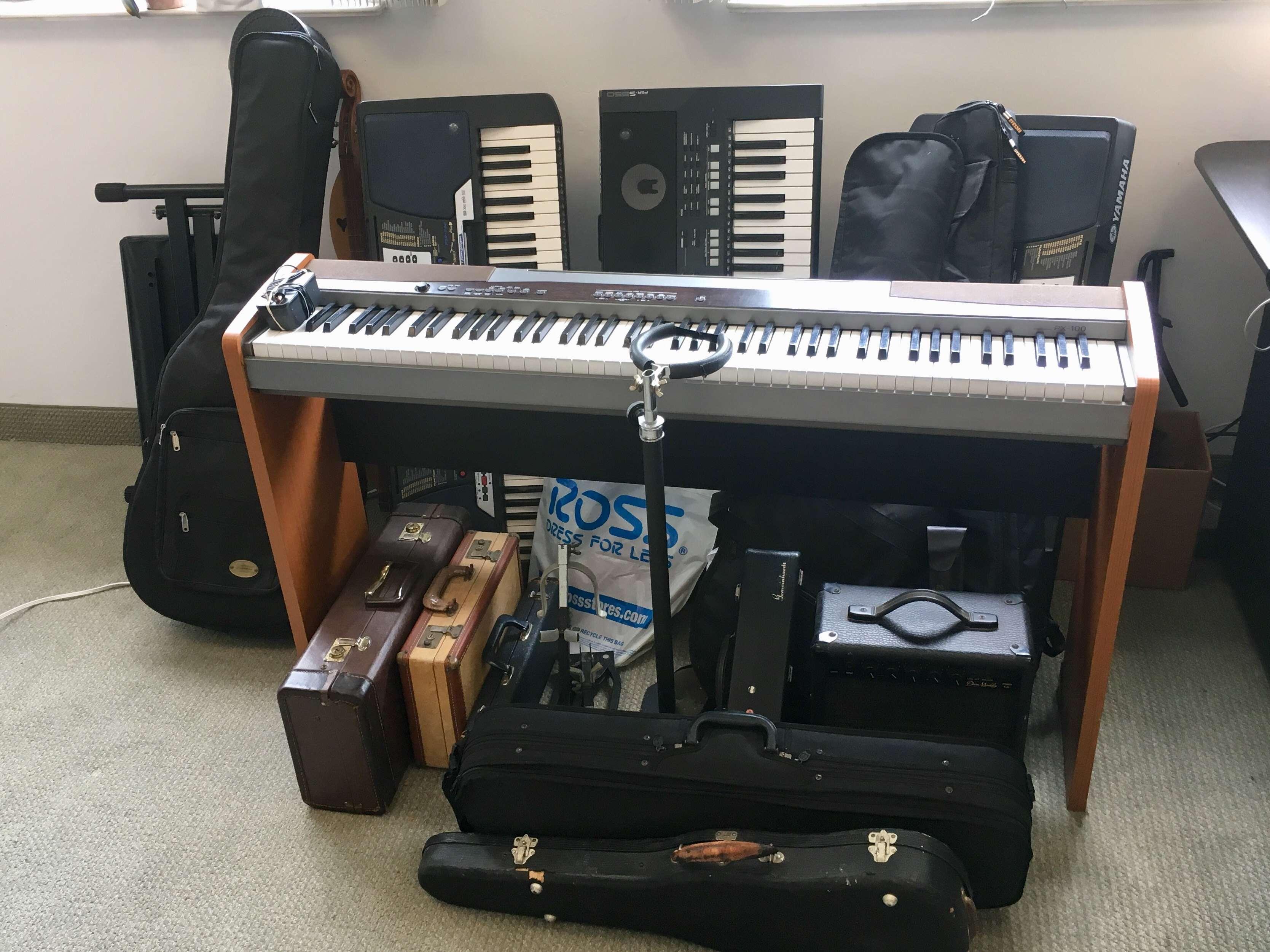 Santa Barbara Education Foundation kicks off Summer Instrument Drive