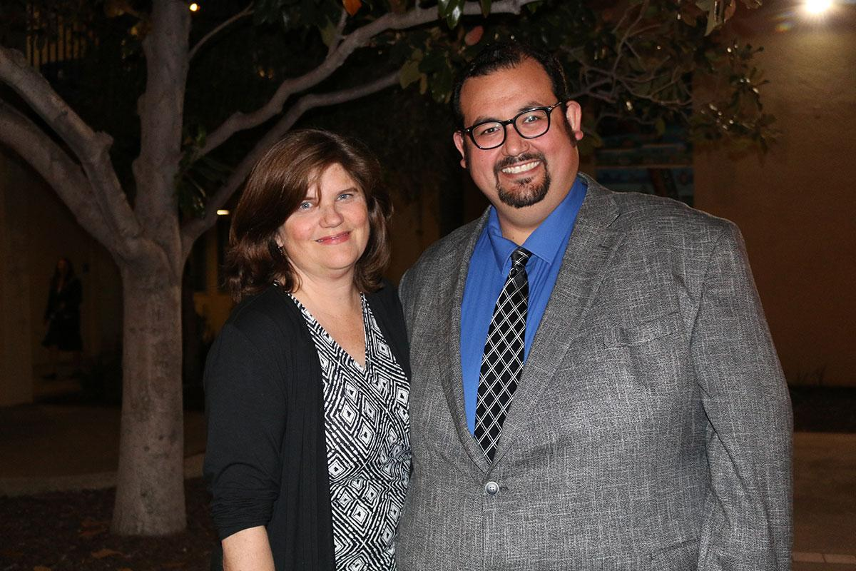 Board of Education Honors Outgoing Board Members
