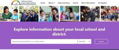 California School Dashboard Gets New Look
