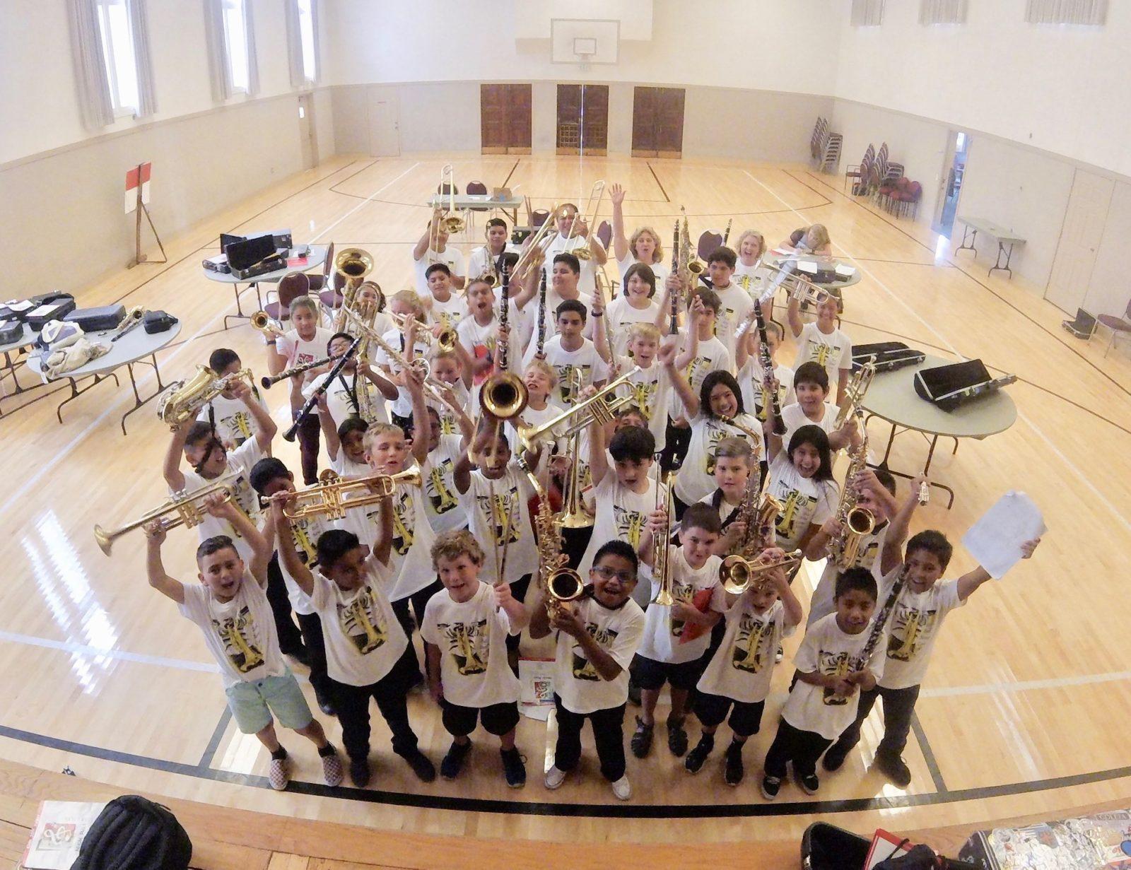 Nick Rail Summer Band Camp celebrates 30 years