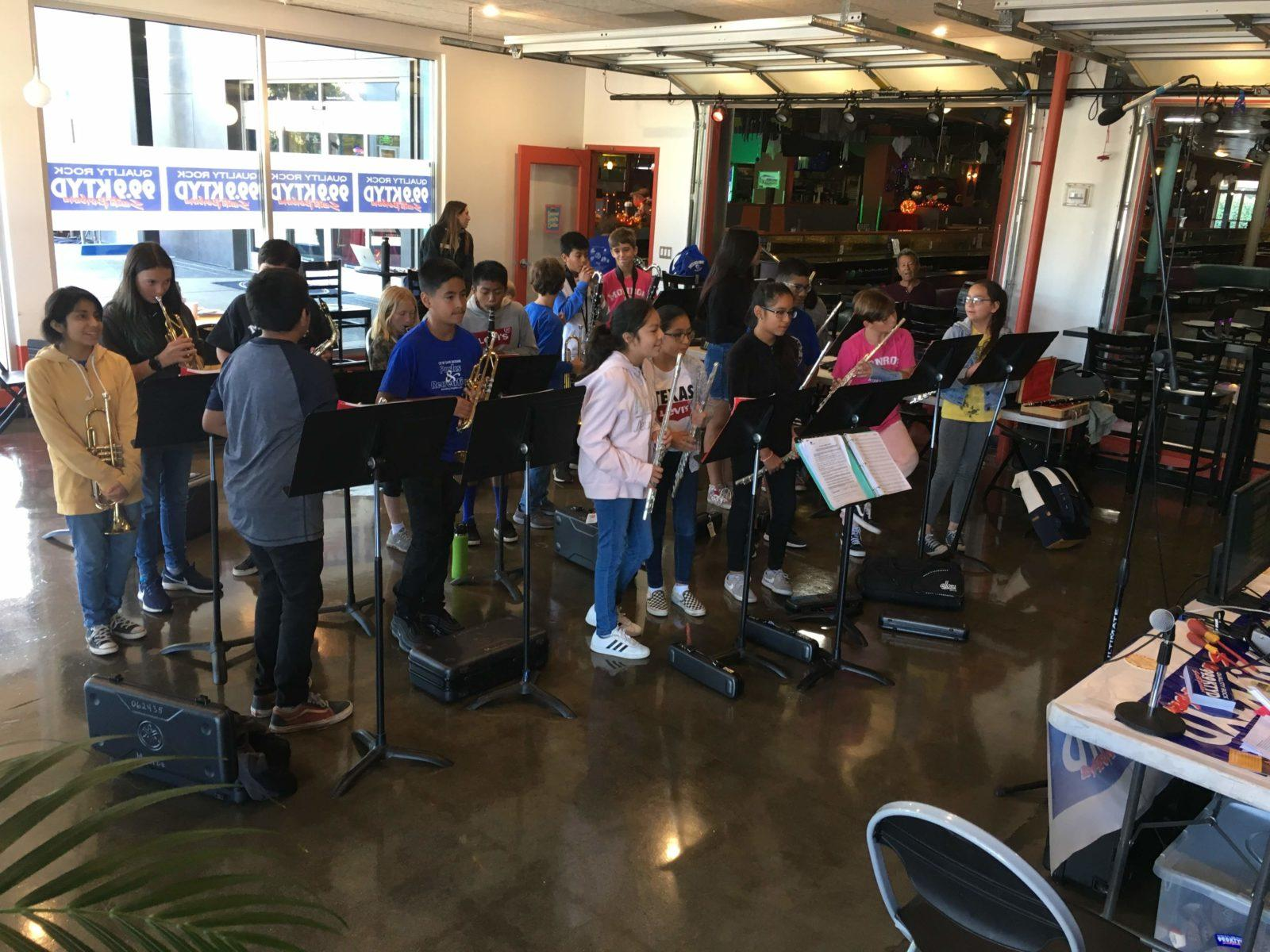 Keep the Beat Radiothon Raises over $16,000 for SB Unified Music Education Programs