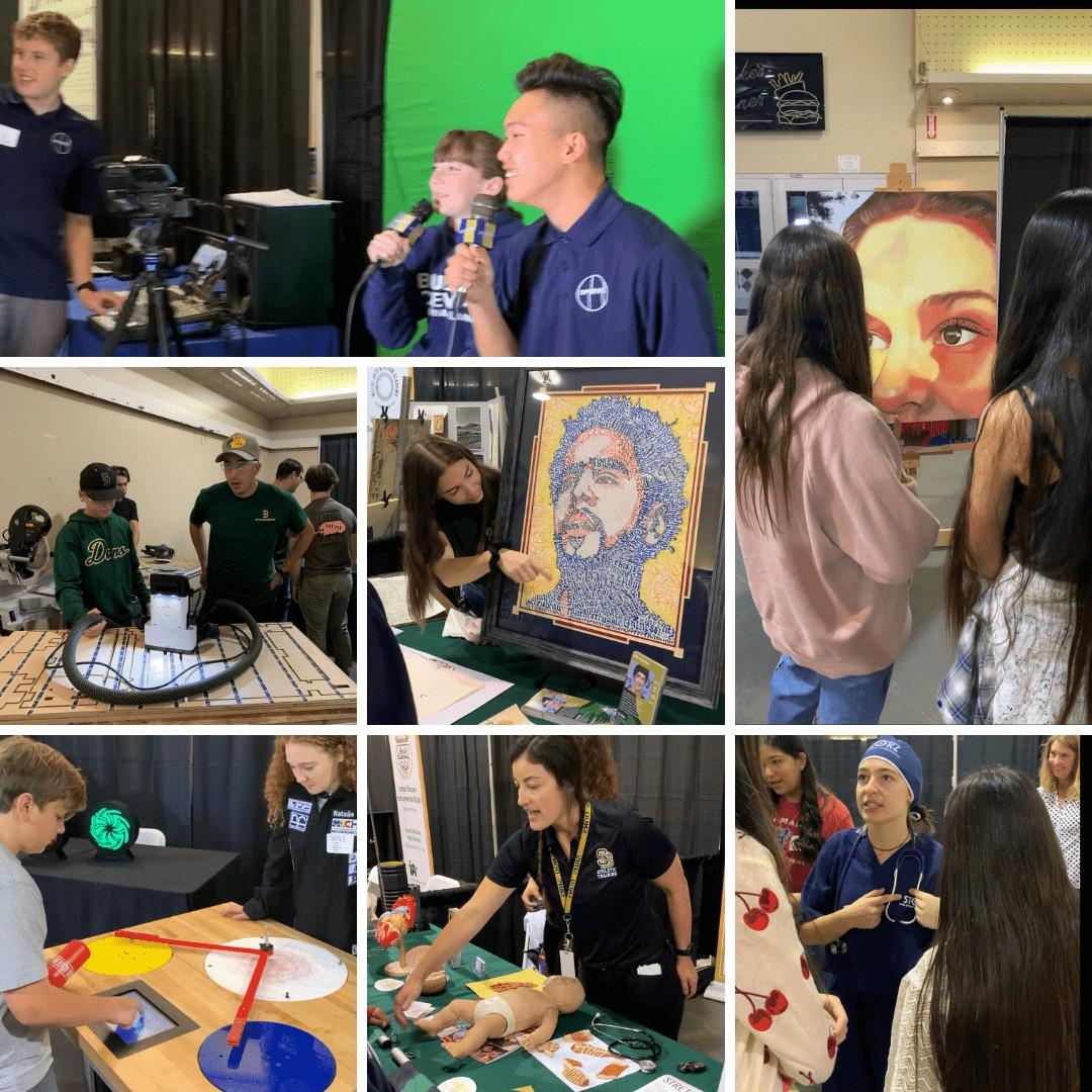 SB Unified Eighth-graders get glimpse into High School