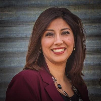 The Latino Legacy Award given to Maria Larios-Horton