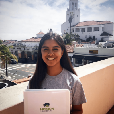 Mission Scholars Student Selected for Gates Scholarship